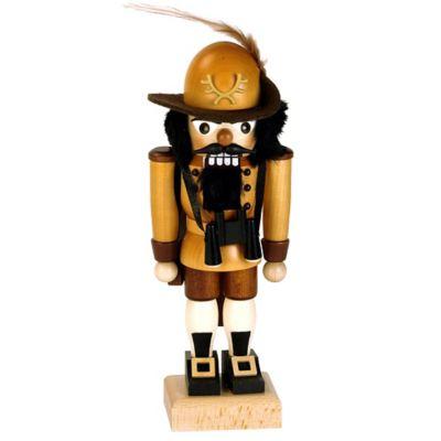 Christian Ulbricht 10-Inch Forest Ranger Nutcracker Figurine