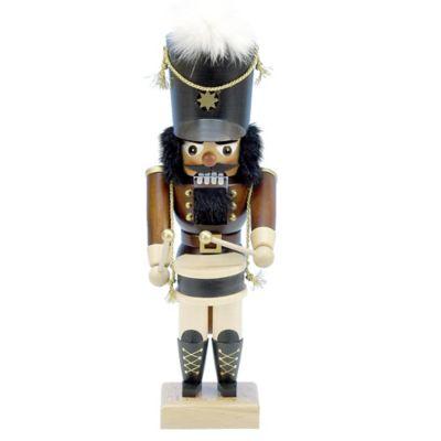 Christian Ulbricht 12.5-Inch Drummer Nutcracker Figurine