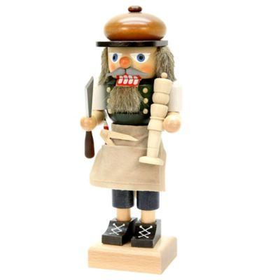 Christian Ulbricht 9.75-Inch Wood Turner Nutcracker Figurine