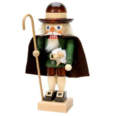 Christian Ulbricht 10-Inch Shepherd Nutcracker Figurine