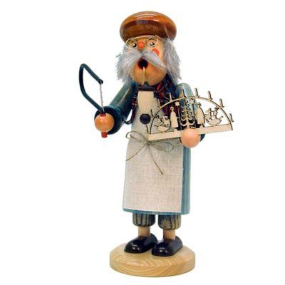 Christian Ulbricht 10.5-Inch Wood Carver Incense Burner