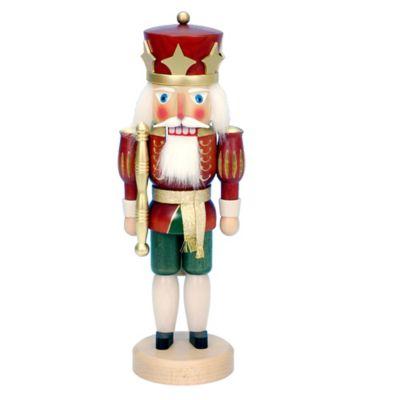 Christian Ulbricht 15-Inch King Nutcracker Figurine