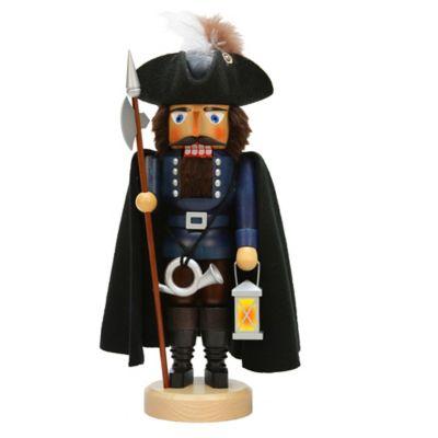 Christian Ulbricht 15.5-Inch Night Watchman Nutcracker Figurine