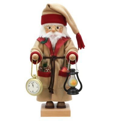 Christian Ulbricht 19-Inch Father Time Limited-Edition Nutcracker Figurine