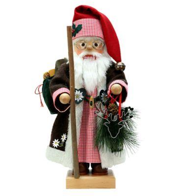Christian Ulbricht 18.5-Inch Alps Santa Limited-Edition Nutcracker Figurine