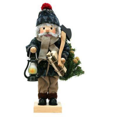 Christian Ulbricht 19-Inch Lumberjack Limited-Edition Nutcracker Figurine
