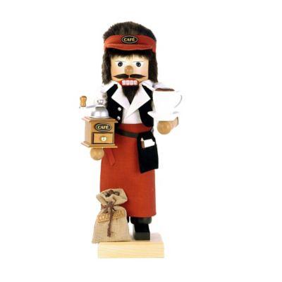 Christian Ulbricht 17.25-Inch Barista Limited Edition Nutcracker Figurine