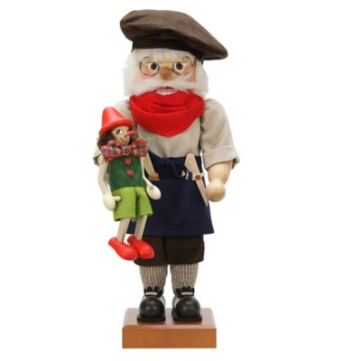 Christian Ulbricht 18-Inch Geppetto Limited-Edition Nutcracker Figurine