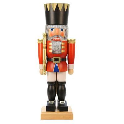 Christian Ulbricht 28-Inch King Nutcracker Figurine