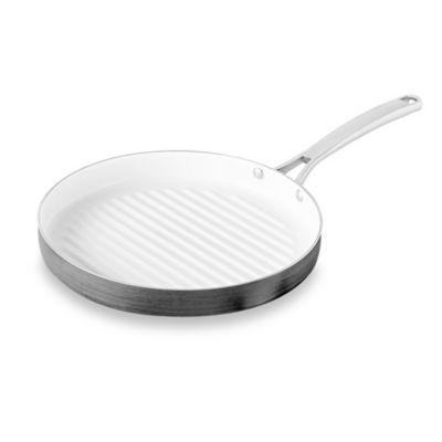 Calphalon® Classic Ceramic Nonstick 12-Inch Round Grill Pan