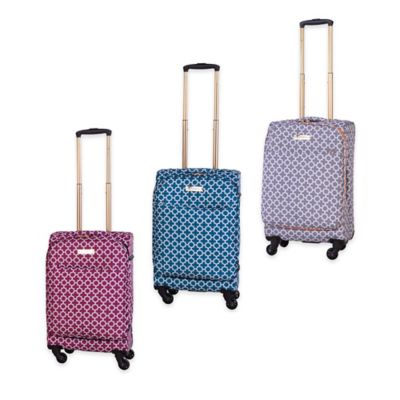 Jenni Chan Luggage Carry Ons