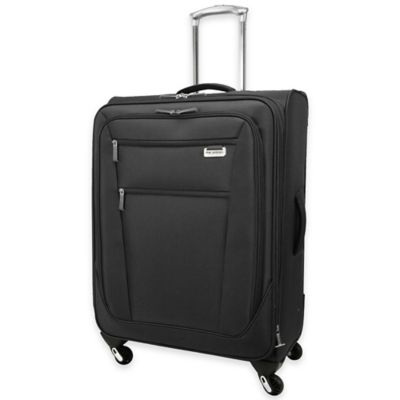 Ricardo Beverly Hills® Del Mar 24.6-Inch Expandable Rolling Spinner Bag in Black