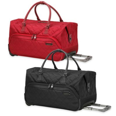 Ricardo Beverly Hills® Carmel 20-Inch Rolling Duffle Bag in Red