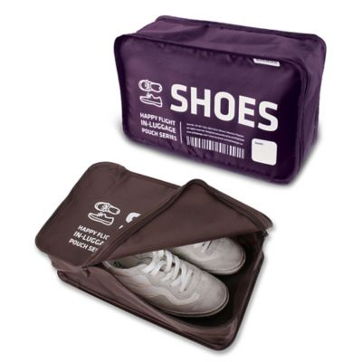 Alfie Design Packing Cube for Shoes in Purple