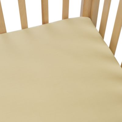 Bananafish® Bubble Gum 100% Cotton Crib Sheet