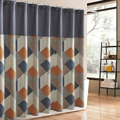 "Studio 3B Kyle Schuneman Milo 72"" W x 84"" L Shower Curtain"