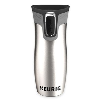 Keurig® Stainless Steel Travel Mug West Loop 14OZ