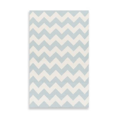 Artistic Weavers York Phoebe 2-Foot x 3-Foot Accent Rug in Light Blue