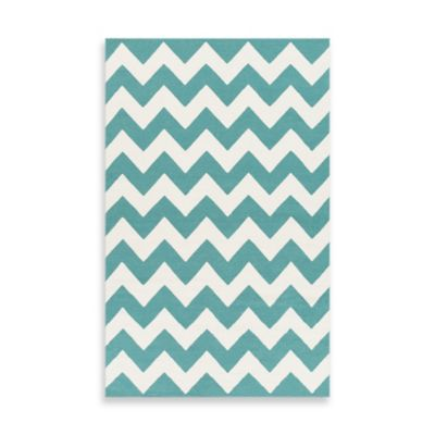 Artistic Weavers York Phoebe 3-Foot x 5-Foot Area Rug in Teal