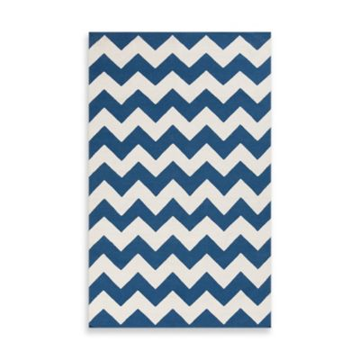Artistic Weavers York Phoebe 3-Foot x 5-Foot Area Rug in Blue