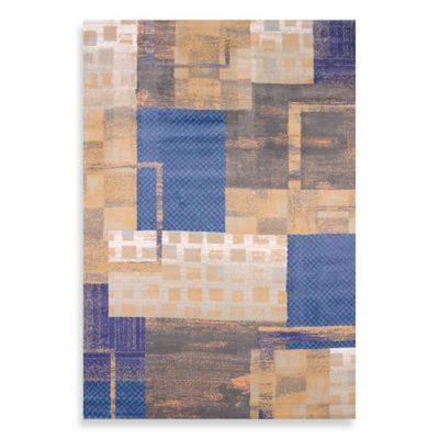 Brown/Silver Area Rugs
