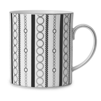 Vera Wang Wedgwood® With Love Nouveau Indigo Chain Mug