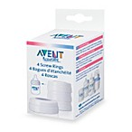 AVENT Bottle Screw Rings (Set of 4)