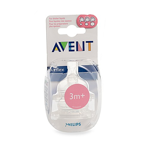 Avent variable flow