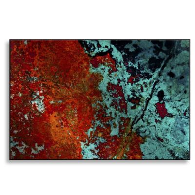 Red Sea 36-Inch x 24-Inch Metal Wall Art