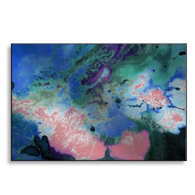 Magnetic I 36-Inch x 24-Inch Metal Wall Art