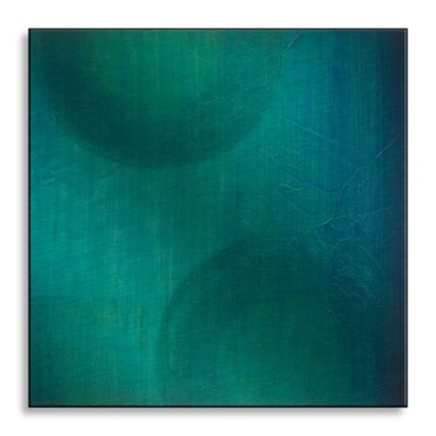 In Common V 24-Inch x 24-Inch Metal Wall Art