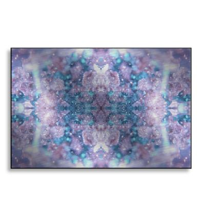 Freezer Burn 24-Inch x 16-Inch Metal Wall Art