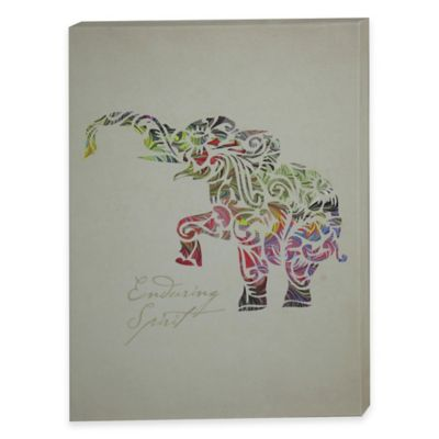 StyleCraft Elephant II Framed Print Wall Art