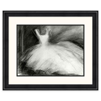 Framed Giclée Part Dress 1 Wall Art