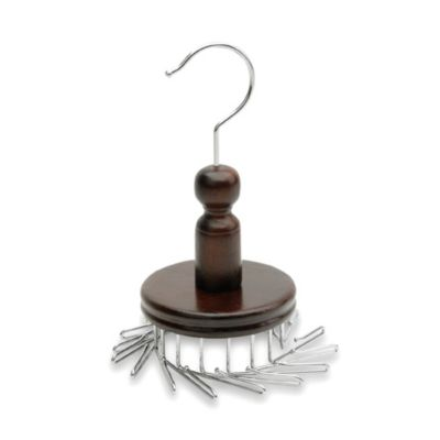 Walnut Tie Spinner