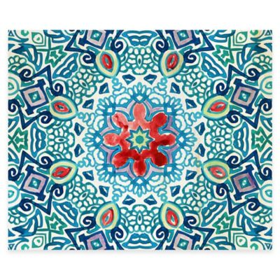 Moroccan Pattern Canvas Wall Art