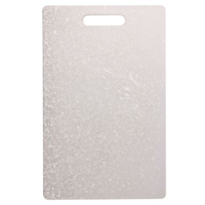 Dexas® Jelli® Granite Cutting Board in White