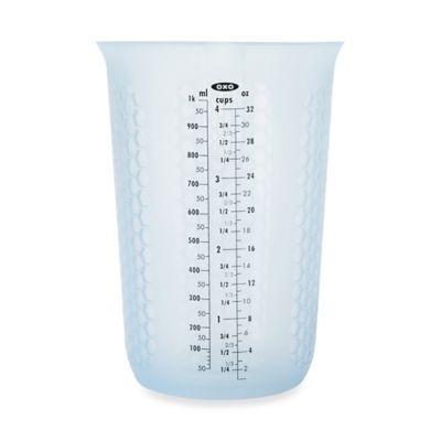 Blue 4 Cup Measuring