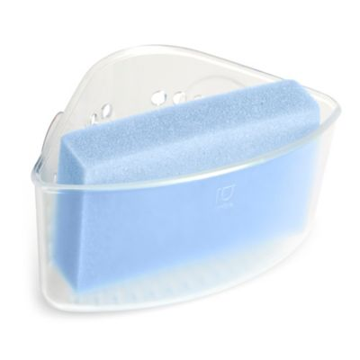 Clear Corner Caddy