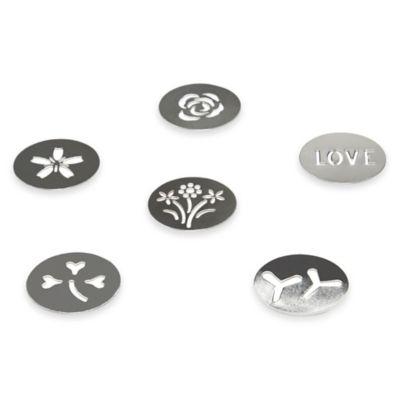 OXO Good Grips® Springtime Cookie Press Disks (Set of 6)