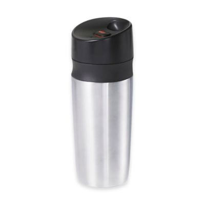 OXO Good Grips® Stainless Steel Double-Wall Travel Mug