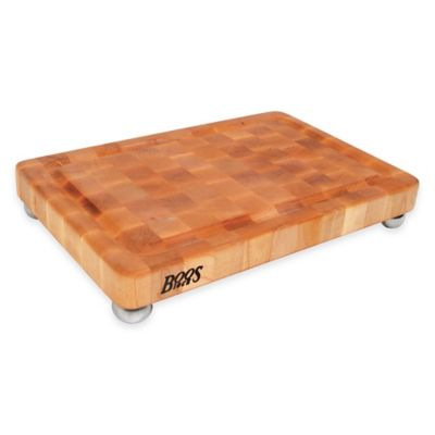 John Boos 18-Inch x 12-Inch Maple Signature Cutting Board