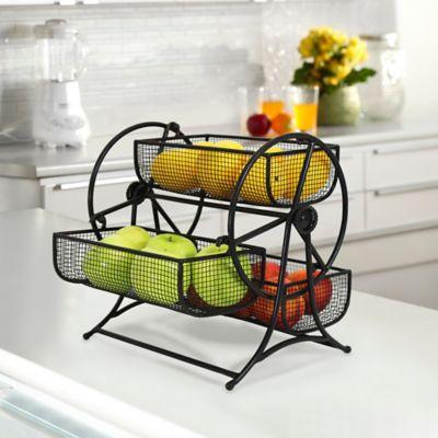 Wheeled Basket