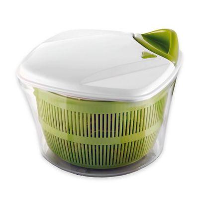 Paderno® World Cuisine Manual Salad Spinner in Green