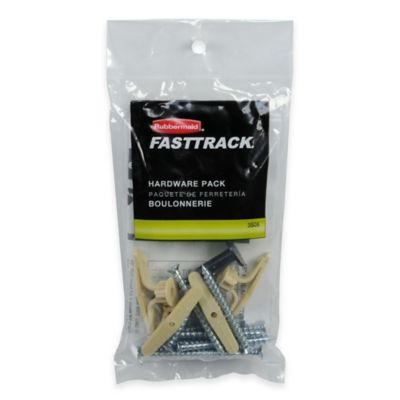 Rubbermaid® FastTrack® 16-Piece Garage Hardware Pack
