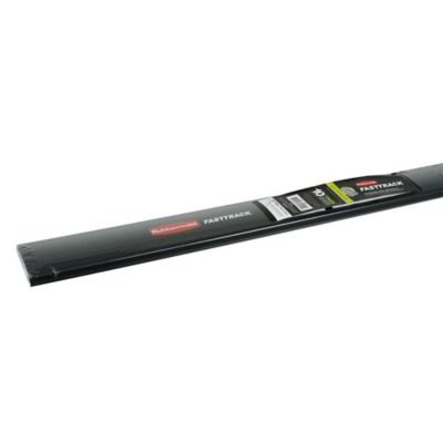 Rubbermaid® FastTrack® 84-Inch Rail in Black