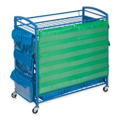 Honey-Can-Do® All-Purpose Teaching Cart in Blue