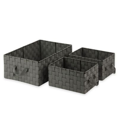 Large Woven Baskets for Storage