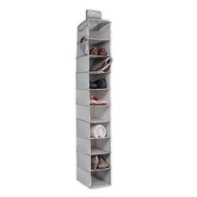 E-Z Do 10-Shelf Shoe Organizer