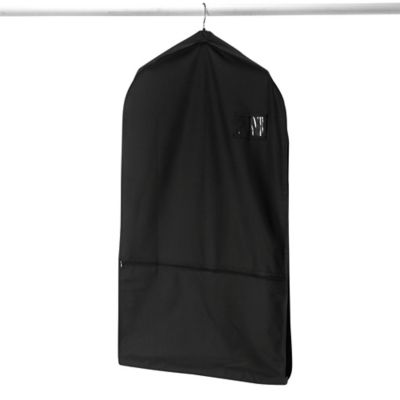 Black Clothing Storage Bag